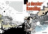 Phil Cargo, le dossier Ronsillac – Didier Bontemps - roymodus