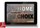 L'axiome du choix - Philippe Prou - roymodus