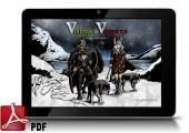 Vikings et Vampires – saga maudite – Philippe Lemaire – Vianney Carvalho – roymodus