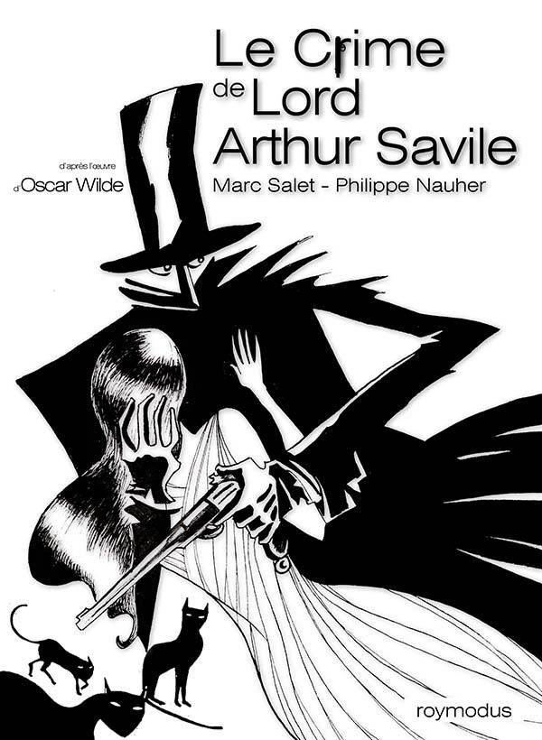 le crime de lord Savile - éditions roymodus