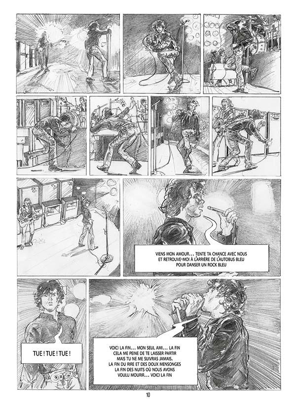 Jim Morrison, ailleurs - éditions roymodus