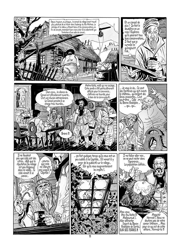 Le château des Carpathes, - éditions roymodus