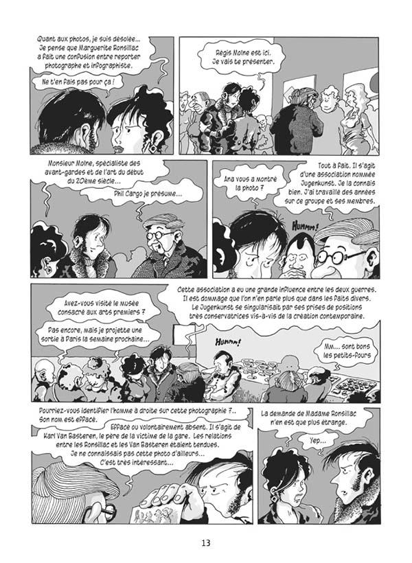 le dossier Ronsillac, Phil Cargo - éditions roymodus
